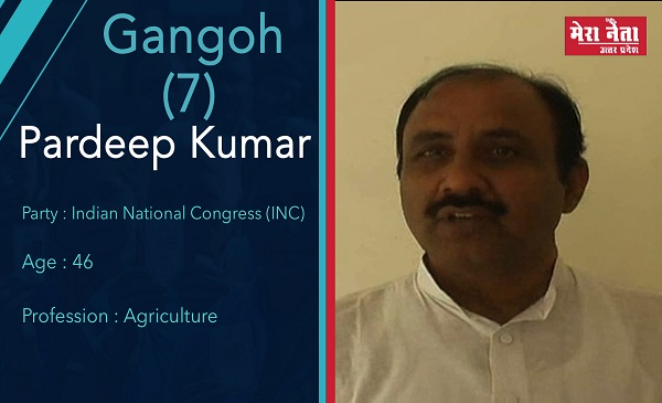 BOOM UP Elections Trail: Will Congress 'Import' Pardeep Kumar Help BJP In Gangoh?
