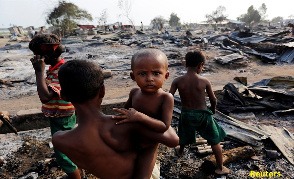 Life In Limbo: The Rohingya Refugees Trapped Between Myanmar And Bangladesh