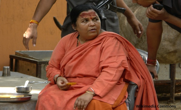 No human rights for rapists, says fiery Uma Bharti during Agra rally