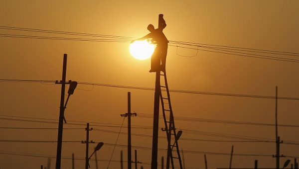 UP Election : One Third Of Voters Polled Cite Power Cuts As Leading Election Issue