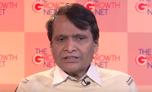 Safety Track Record Of Railways Improved By 50% In Last Two Years: Suresh Prabhu