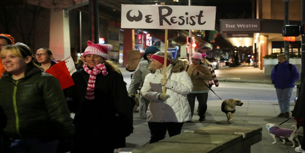 Rethinking Nonviolent Resistance In The Face Of Right-Wing Populism