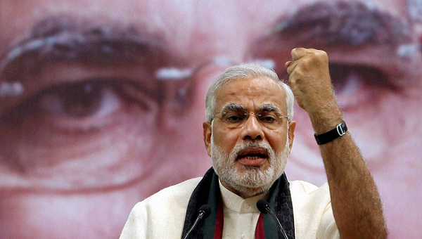 Narendra Modi, From Aadhaar Critic To Champion: A FactCheck