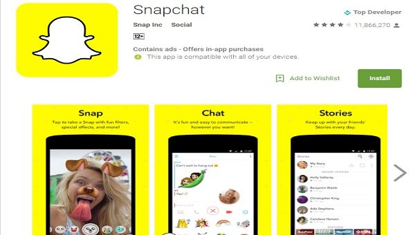 FactCheck Alert: Snapchat's faces Indian Googly To Viral WhatsApp Messages