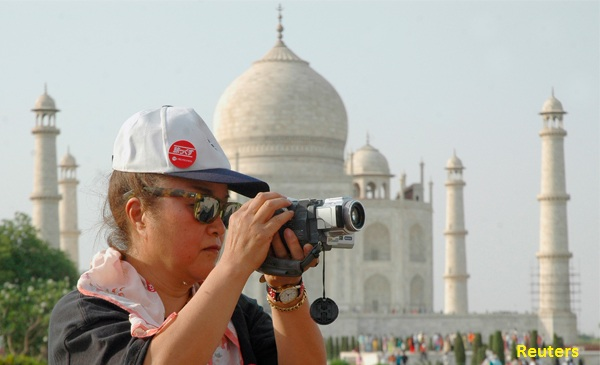 Note For BJP Leaders: Taj Mahal, Mughal Monuments India's Most Visited By Foreign Tourists