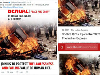 """""""2002 Gujarat Riots Image Used For 2017 'Save Bengal' Protest"""" is locked 2002 Gujarat Riots Image Used For 2017 'Save Bengal' Protest"""