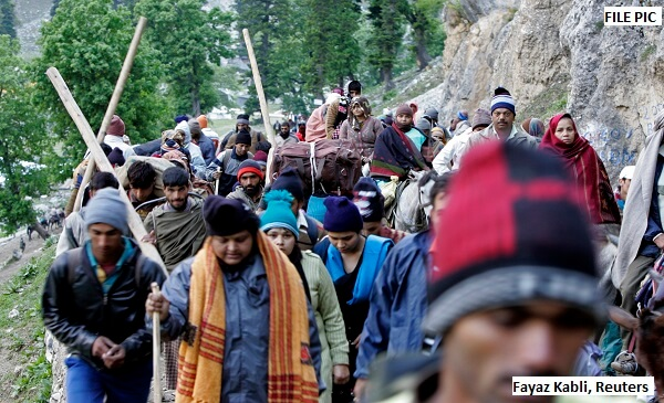 Amarnath Yatra Attacks Only When BJP In Power: Data Does Not Support The Claim