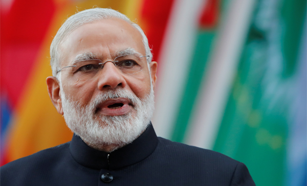 Indian users boycott Narendra Modi in social media campaign
