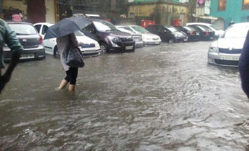 Mumbai Water Blockage