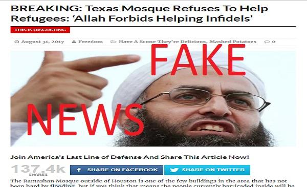 Texas Mosque