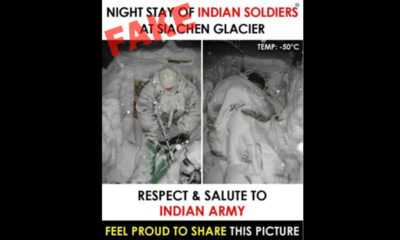 Soilders at Siachen