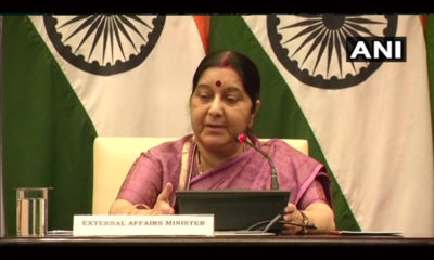 Sushma Swaraj, Union Minister for External Affairs