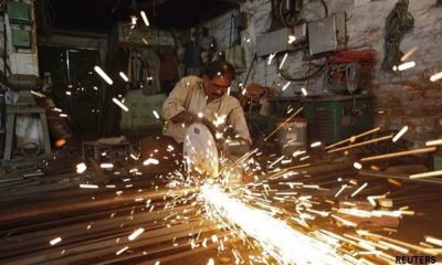 Man welding economy profile picture