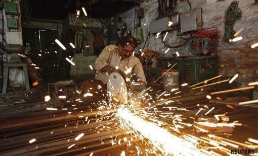 Man welding economy profile picture