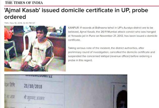 Viral Posts Claiming Ajmal Kasab Was Indian Are Misleading Boom