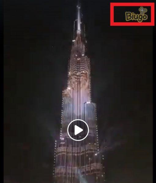 Rahul Gandhi  Dubai Burj Khalifa
