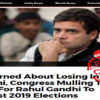 Can Rahul Gandhi Contest From Three Lok Sabha Seats?: A FactCheck