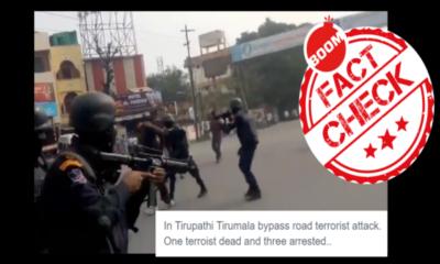 Mock Drill Video By Octopus Commandos Viral As Terror Attack