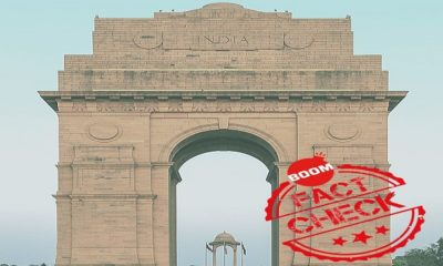 India Gate Does Not Have The Names Of 61,395 Muslim Freedom Fighters On It