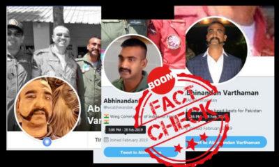 Meet The Fake Accounts Impersonating Wing Commander Abhinandan Varthaman