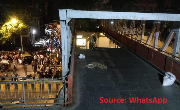 Mumbai CST Bridge Collapse