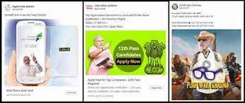 Non-Political Facebook Pages Use PM Modi's Image To Sell Products