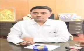 CM of Goa, Pramod Sawant, who suceeded Parrikar