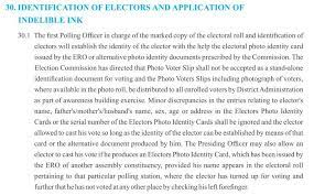 EC Handbook for Polling Agents