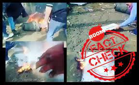 Video of Srinagar Viral With False Claims