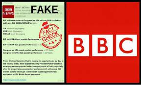 A Fake Survey Citing The BBC Is Back, This Time Predicting A Congress Win