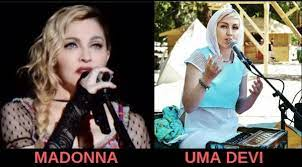 Madoona and Uma