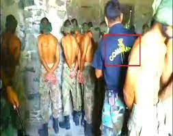 Pakistan training video shared as Sri Lanka police