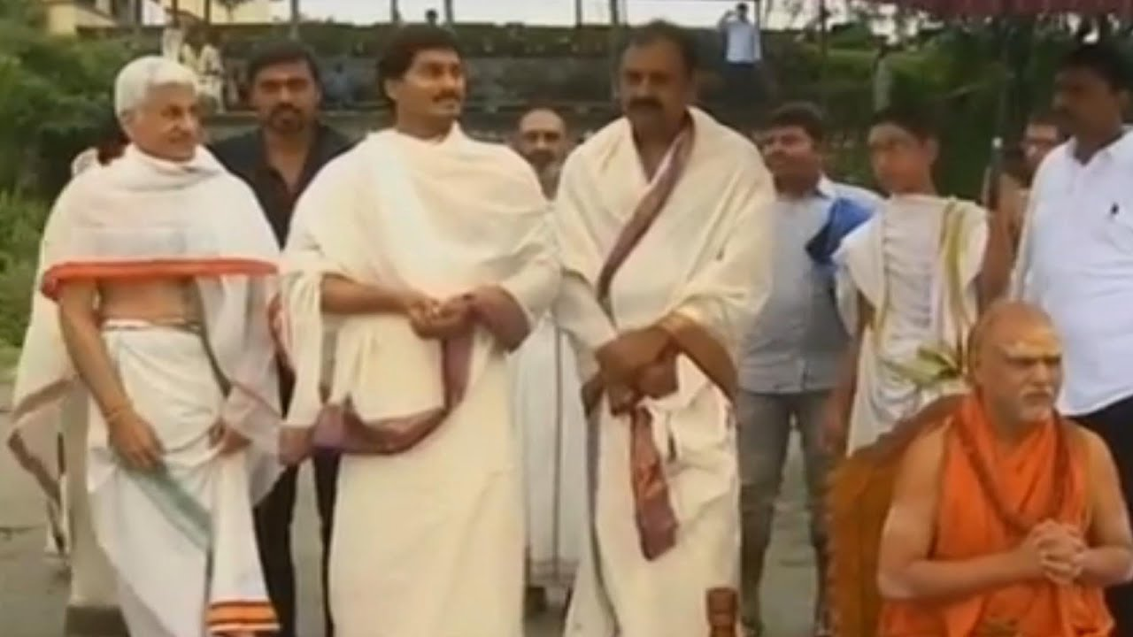 YSRCP Rubbishes Viral Video Claiming Jagan Mohan Reddy's 'Ghar Wapsi