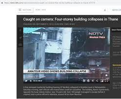 Mumbra NDTV article