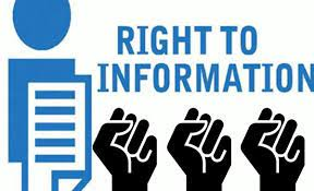 Right To Information Amendment Opposition