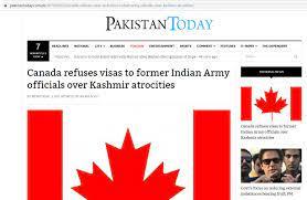 Canada Pakistan Today