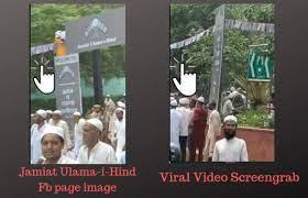 Fb post on delhi muslims