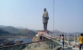 Statue of unity picture