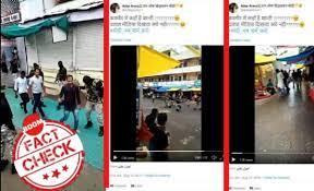 viral mock drill video
