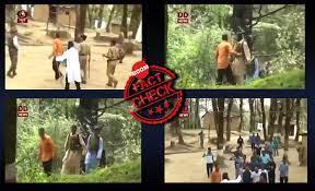 army drill in kashmir
