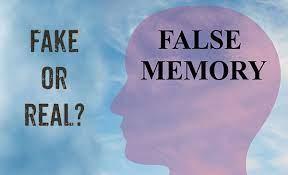 Image result for false memory