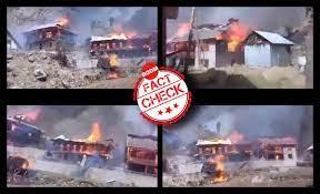 fire in uri viral image