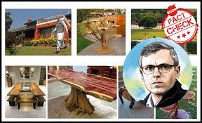 Stock Images Go Viral As Furniture At Omar Abdullah's Home