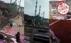 Balrapur clash-Hindu-Muslim
