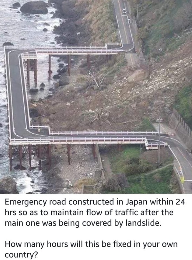 japan road viral on fb